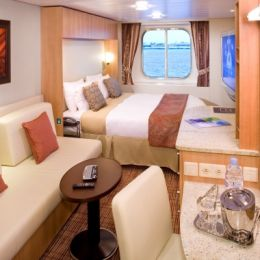 Guarantee Oceanview Stateroom