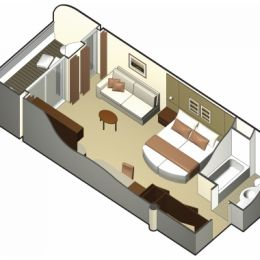Sky Suite Layout