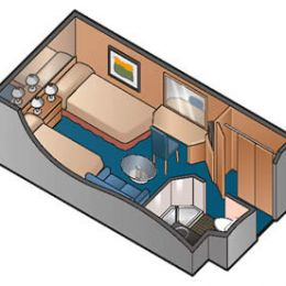 Guarantee Inside Stateroom