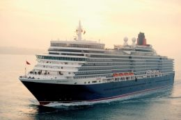 50th Anniversary of Queen Elizabeth 2, 17 - nights