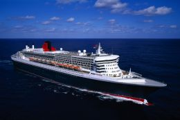 New York to Southampton over 7 nights on Queen Mary 2, 7 - nights