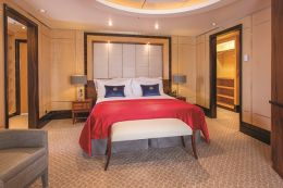 Grand Suite Bedroom (Upper Level)