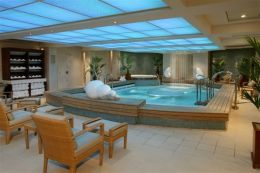 Spa Therapy Pool