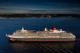 Cunard Queen Victoria new zealand family cruises