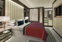 Queens Suite (A5) Bedroom