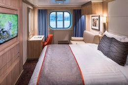 Obstructed Ocean View Staterooms