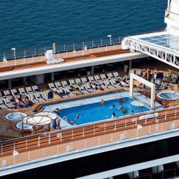 Holland America Line Nieuw Amsterdam new zealand family cruises