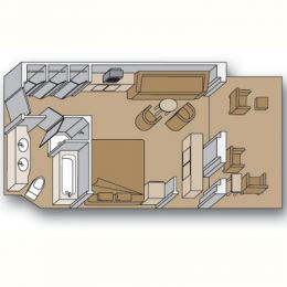 Signature Suite Layout