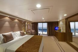 MSC Yacht Club - Deluxe Suite
