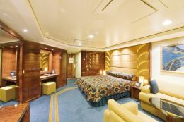 Deluxe Suite MSC Yacht Club