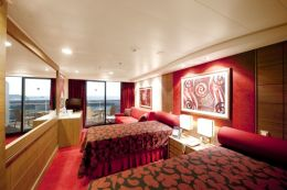 Suite with 2 x Single Beds