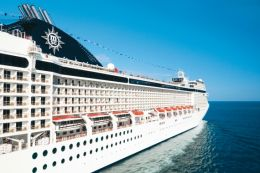 Grand Mediterranean Fly, 14-Night Cruise & 2-Night Hotel