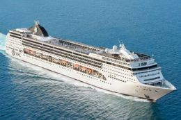 MSC Cruises MSC Opera new zealand family cruises