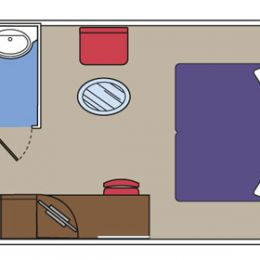 Inside Cabin Floorplan