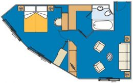 MSC Yacht Club - Executive & Family Suites