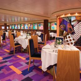 Azura Main Dining Room