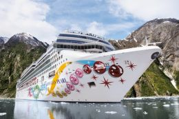 Norwegian Cruise Line Norwegian Pearl new zealand family cruises
