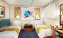 Family Oceanview Porthole