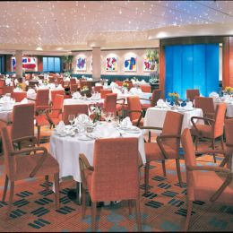 Aqua Main Dining Room