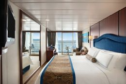 Concierge Level Veranda Stateroom