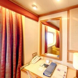 Single Oceanview Stateroom