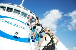 P&O Bow Ladder Experience