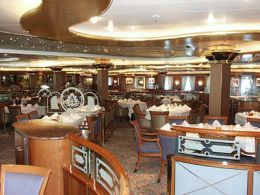 P&O Cruises UK Oceana australia senior cruises