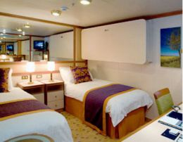 Larger Interior Stateroom