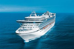 Princess Cruises Emerald Princess new zealand family cruises