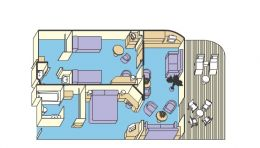 Family Suite Layout