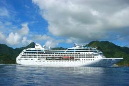 World Cruise Segment Mediterranean and Atlantic Passage, 25 - nights