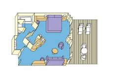 Suite Layout