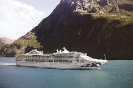 Princess Cruises Sea Princess new zealand family cruises
