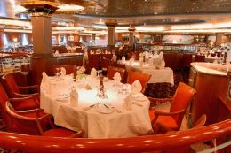 Rigoletto Dining Room