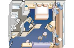 Mini Suite Floor Plan