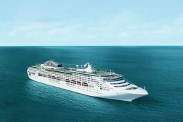 World Cruise Auckland to Southampton Sector, 54 - nights