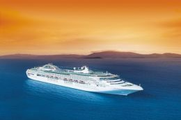 Princess Cruises Sun Princess new zealand family cruises