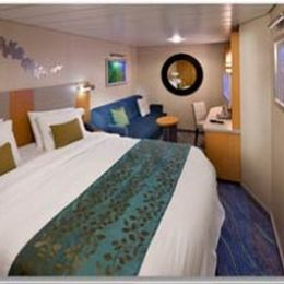 Spacious Interior Stateroom