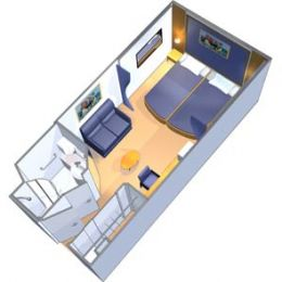 Interior Stateroom - Guarantee
