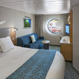 Boardwalk View Stateroom