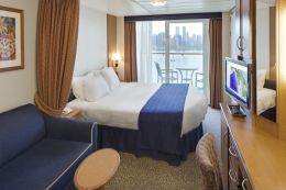 Guarantee - Balcony Stateroom