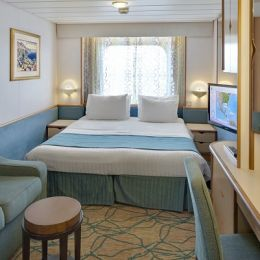 Oceanview Stateroom - Guarantee