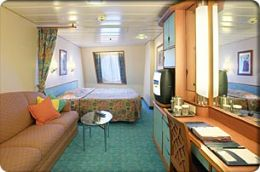 Large Oceanview Stateroom