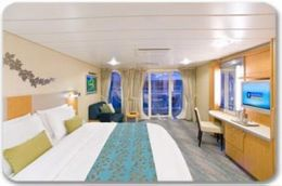 Central Park View Balcony Stateroom