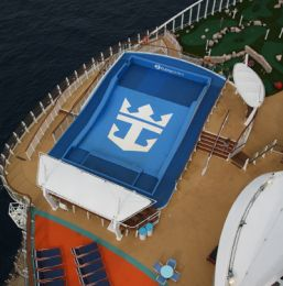 Royal Caribbean Allure Of The Seas new zealand family cruises