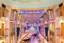 Royal Caribbean Explorer Of The Seas australia senior cruises