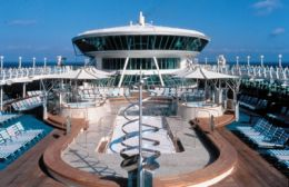 Royal Caribbean Jewel Of The Seas new zealand family cruises