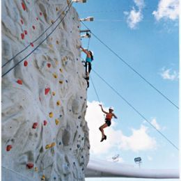 Rock-climing Wall