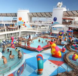 Royal Caribbean Oasis Of The Seas new zealand family cruises