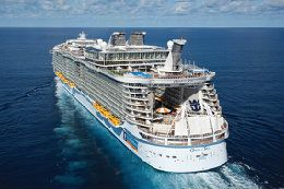 Royal Caribbean Oasis Of The Seas australia family cruises